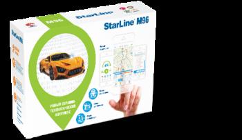 Автосигнализация StarLine M96 L