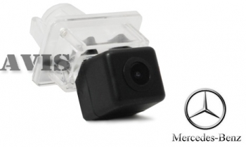Камеры заднего вида на Mercedes