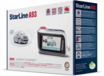Комплект StarLine A93+F1