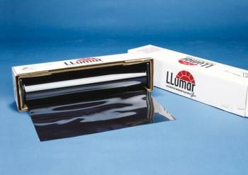 Бронирование автомобильных стекол пленкой Llumar