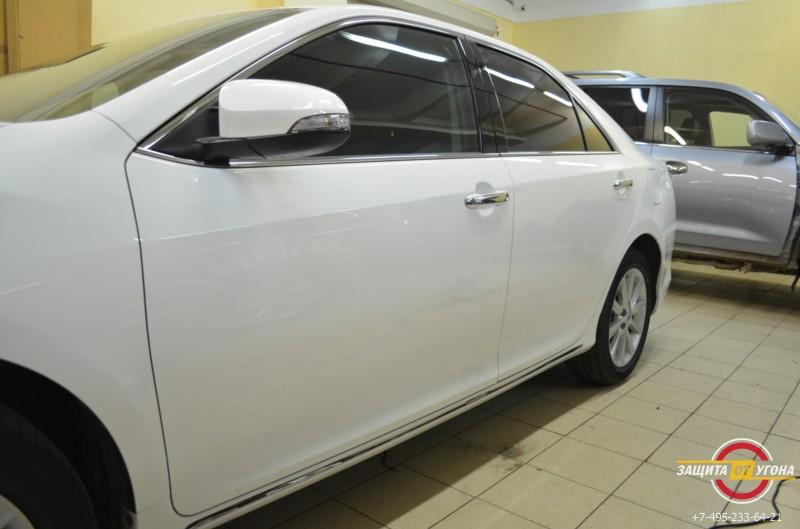 Обработка кузова Керамик Про на Toyota Camry V50