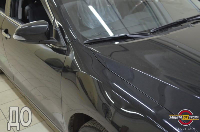 Полировка и обработка керамическим составом Керамик Про Toyota Camry V50