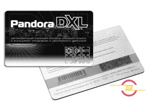 Автосигнализация Pandora DXL 3210 CAN Slave