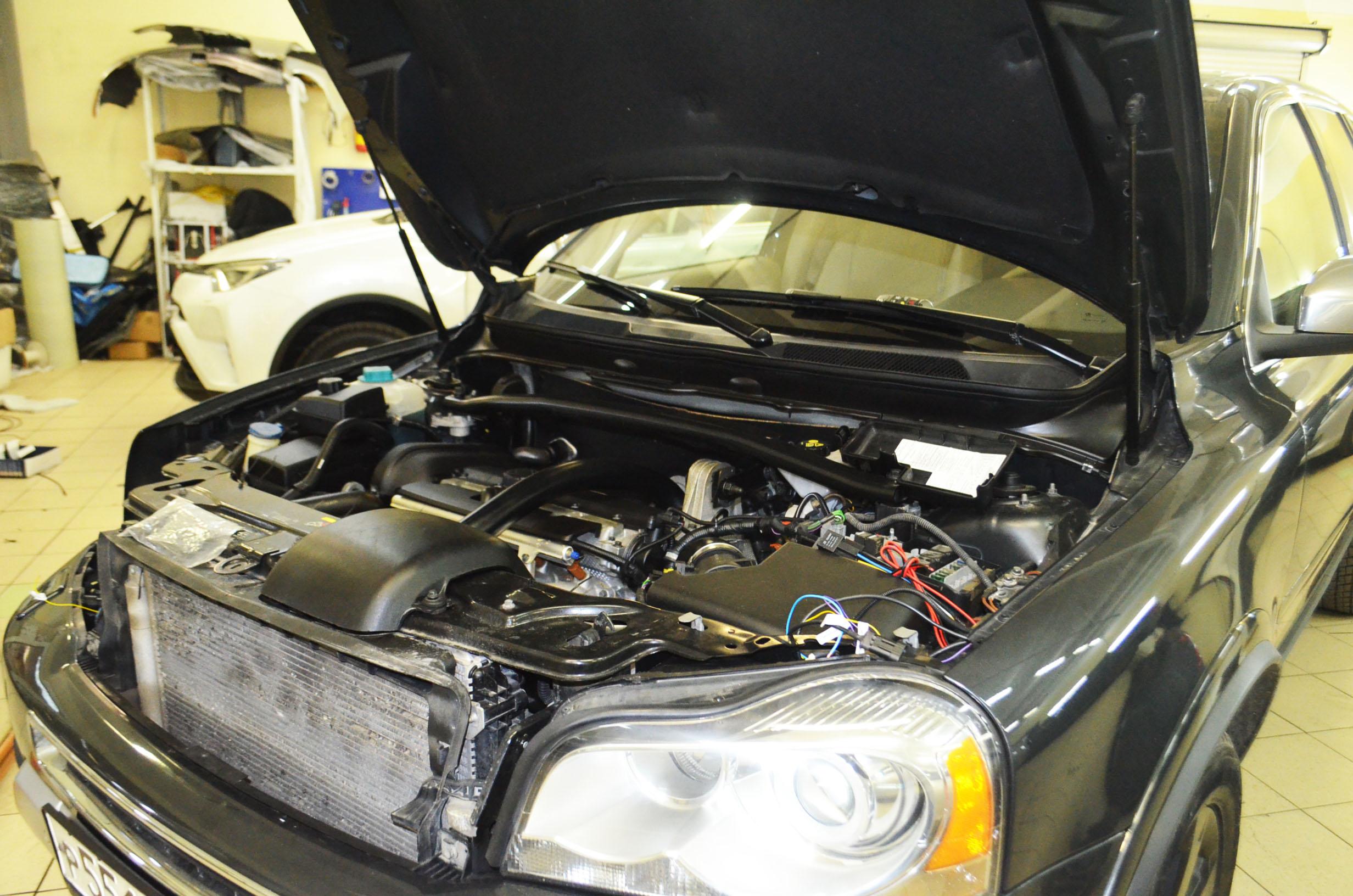 Призрак 830 для Volvo XC 90
