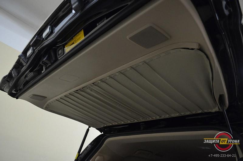 Шторки на Toyota LC 200
