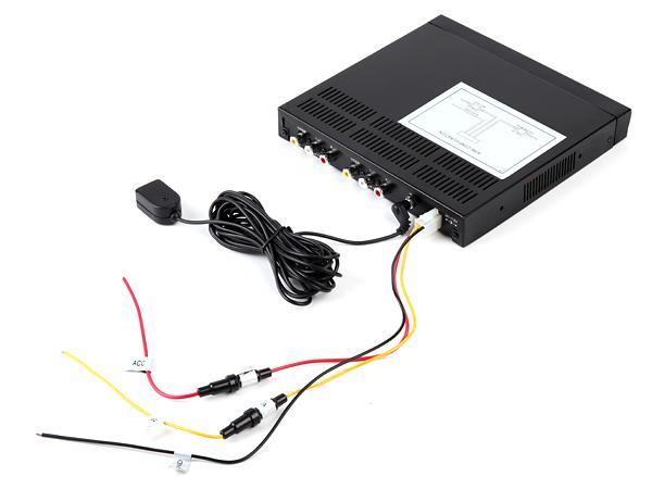 19 дюймовый потолочный монитор Envix с DVD