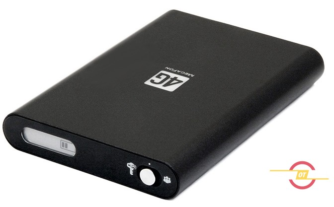 4G (LTE)/Wi-Fi мобильный роутер МегаФон MR100-2 Black
