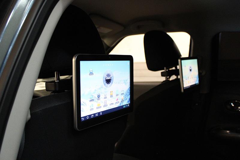 Комплект мониторов TC-A10 Universal (Android)