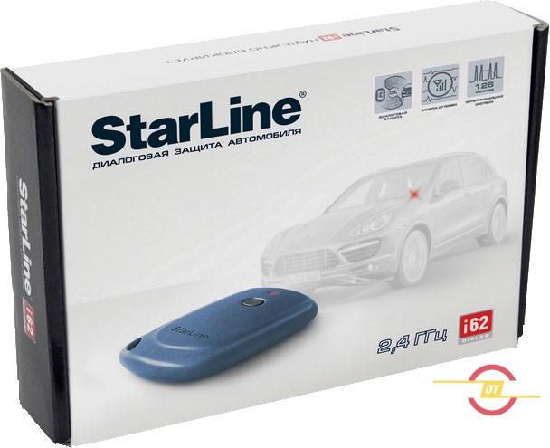 Иммобилайзер StarLine I62
