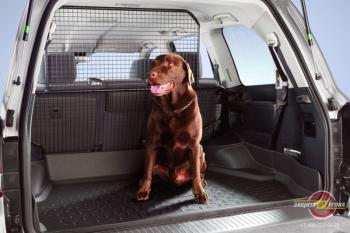 Перегородка багажника, собачник для Toyota LC 200
