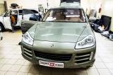 Шумоизоляция дверей Porsche Cayenne: установка, характеристики, отзывы