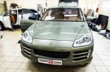 Шумоизоляция дверей Porsche Cayenne