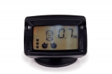 Парковочный радар Silver Star 8 датчиков LCD-059