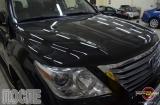 Абразивная полировка Lexus LX570 и покрытие Ceramic Pro в 6 слоев