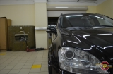 Полировка и обработка Керамик Про на Mercedes ML