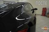Полировка и защитный состав Керамик Про на Porsche Carrera