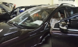 Установка магнитолы 2 din (intro) на Mazda CX 9