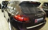 Цифровое телевидение в Porsche Cayenne Turbo