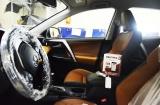Установка Призрак 830 на Toyota Rav 4