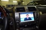 Установка видеорегистратора Best DVR на штатный монитор и цифрового тв в Lexus GX460