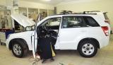 Оснащение Suzuki Grand Vitara комплексом Призрак 540