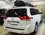 Работа с оптикой Toyota Sienna