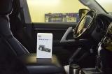 Установка видеорегистратора Blackvue 500 на Toyota LC200
