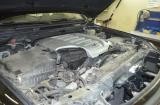 Установка замка АКПП и капота Gear Lock на Lexus LX570