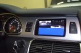 Потолочный монитор XM12, видеорегистратор на штатный монитор, цифровое тв и навигация с пробками на Audi Q7 2013