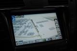 Нвигационная система с пробками на Lexus LS460