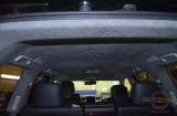 Потолок из Альканатары на LX570