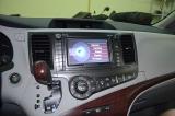 Навигация с пробками на штатный монитор Toyota Sienna