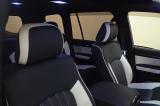 Перешив салона Toyota LC 200