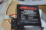 СГУ и стробоскопы с управлением от штатных кнопок на руле на Lexus LX570