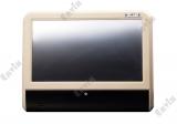 9-ти дюймовый навесной монитор на подголовник с сенсорным экраном и DVD ENVIX
