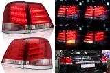 Задние фонари в стиле Lexus