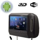 Комплект мониторов в подголовники Incar с диагональю 9'' (Android)