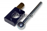 Универсальный электромеханический замок капота Defen Time V1