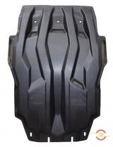 Защита картера, кпп и раздатки композит для Toyota LC 200