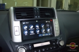Мультимедиа Flyaudio на Toyota LC150