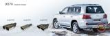 Разводка выхлопной системы для Toyota LC 200