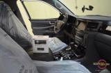 Регистратор Blackvue 550 на Lexus LX570