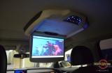 Установка цифрового тв и монитора в потолок на Audi A8