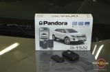 Установка Pandora 4400 на Nissan XTrail