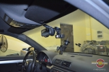 Установка видеорегистратора Parkcity на Audi A4