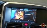 Навигация с пробками для Volvo