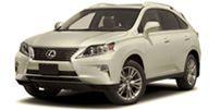 Спецпредложение для Lexus RX270/350/450h
