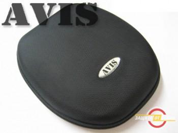 Беспроводные автомобильные ИК стерео наушники (одноканальные) AVIS AVS001HP