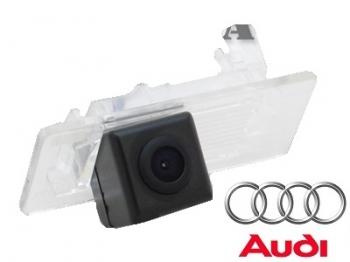 Камеры заднего вида на Audi
