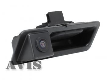 Камеры заднего вида на BMW